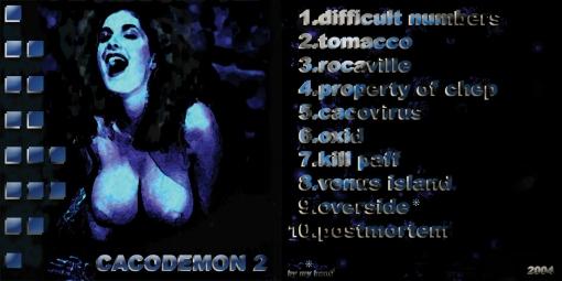 CACODEMON 2