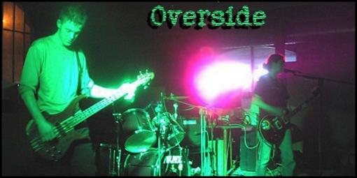 8  overside --